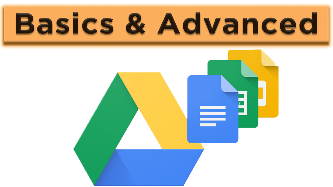 Learn Google Drive as painlessly as possible