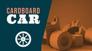 Carboard Car Project