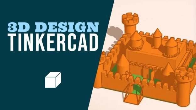 How to teach TinkerCAD to beginners